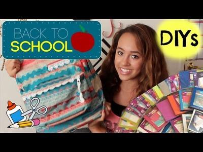 Back to School DIYs and Essentials - HowToByJordan