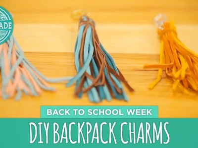 DIY Backpack Charms - Back to School Week - HGTV Handmade