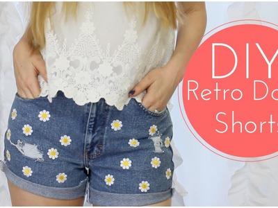 DIY Daisy Shorts!