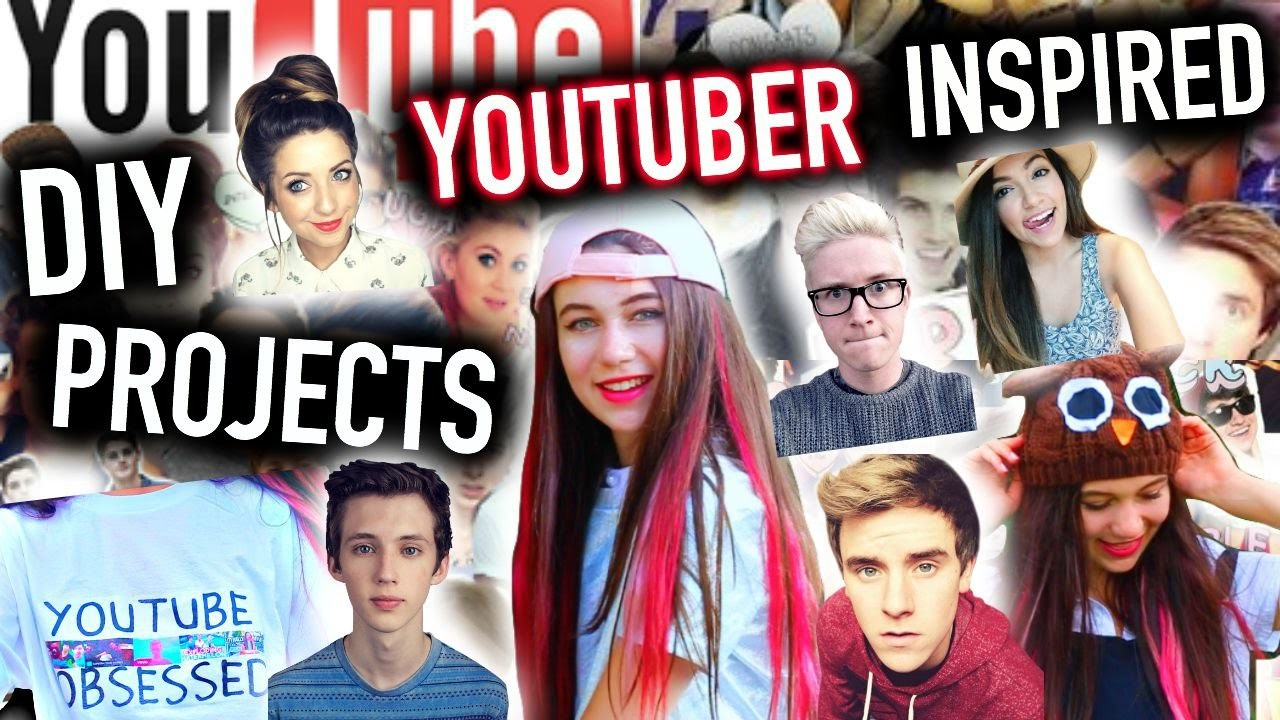 DIY Projects: Youtuber Inspired - You MUST Try! -  Easy and Quick!