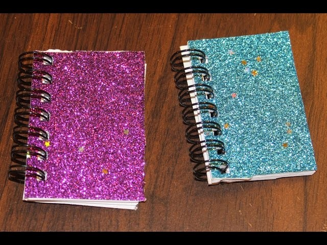 Doll Notebook - How to make a doll notebook