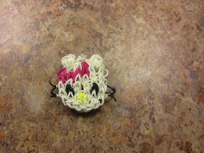 Hello Kitty Rainbow Loom Bracelet