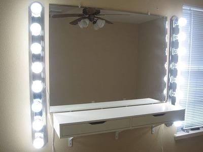How to Install Bath Bar Light