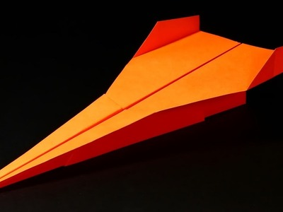 How to make a Paper Airplane - Paper Airplanes - Best Paper Planes in the World   Wasted
