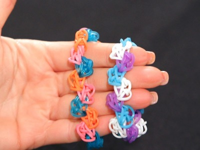 How to Make a Zigzag Bracelet | Rainbow Loom