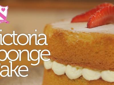 Mary Berry's Victoria Sponge Cake Recipe
