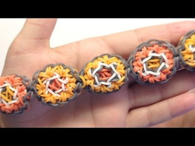 *NEW!* Hexapop Bracelet Tutorial on the Rainbow Loom