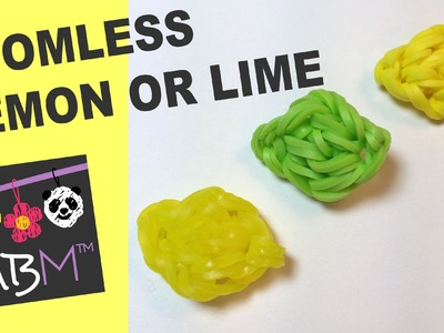 Rainbow Loom Fruit Off the Loom - Lemons and Limes Charm