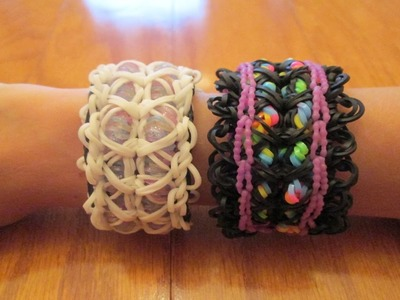 Rainbow Loom- Googleplex Bracelet (Original Design)
