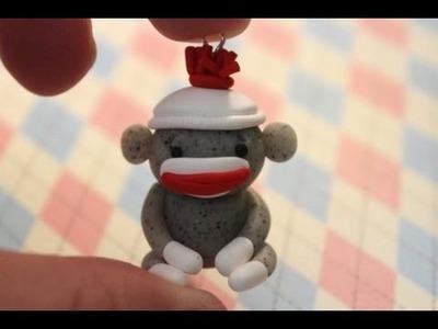 Sock Monkey Charm Tutorial