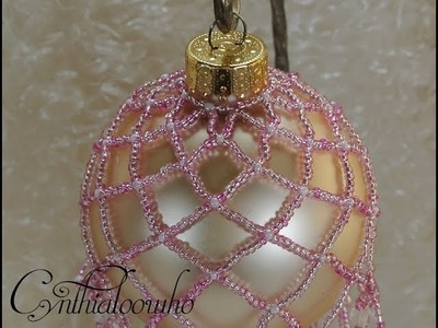 Day 7 of 10 Days of Christmas Ornaments with Cynthialoowho!