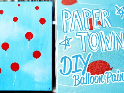 DIY Paper Towns-Inspired Artwork - HGTV Handmade