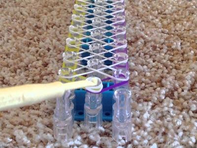 Figure 8 Rainbow Loom Bracelet