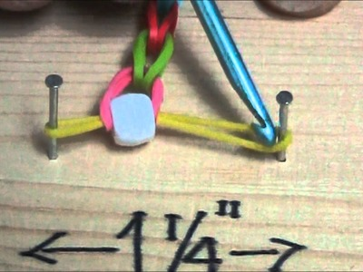Fishtail Bracelet with Stretch Band Bracelet Loops