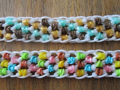 Hook Only- Dottie Dash Bracelet (Original Design)
