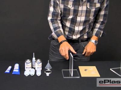 How to Glue Acrylic (Plexiglass)