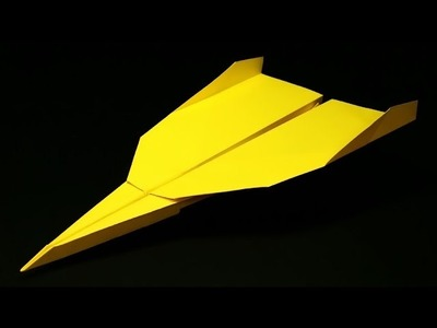 How to make a Paper Airplane - Paper Airplanes - Best Paper Planes in the World | Grey+