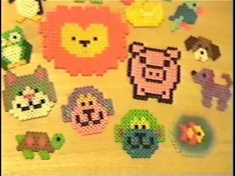 My Perler Bead Collection!