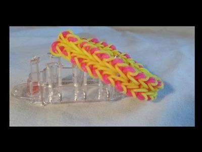 Poison Ivy  Bracelet - Monster Tail Loom
