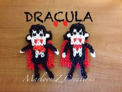Rainbow Loom: Dracula. Vampire