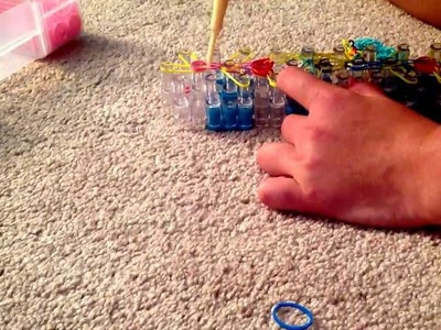 Rainbow loom the person pattern NEW!