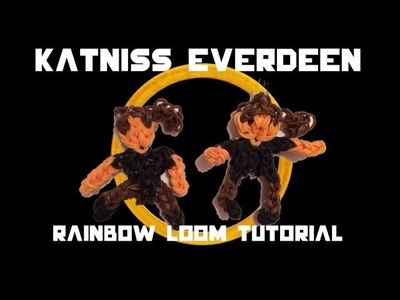 How To Create Katniss Everdeen on the Rainbow Loom (Tutorial)