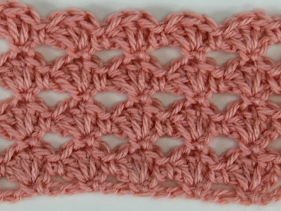 How to Crochet Motif for blankets, scarfs and more - Yolanda Soto Lopez