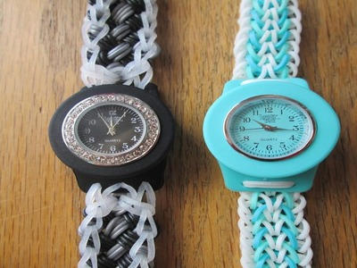 Loomey Time Watch Review + How to Add a Hook Only Bracelet to One!