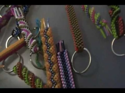 My Lanyard Craftlace Collection