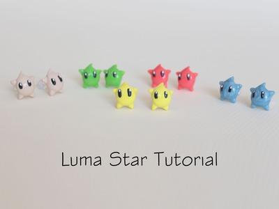 Polymer Clay Tutorial: Luma Star from Super Mario Galaxy