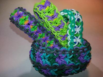 X'd Out Bracelet Tutorial by feelinspiffy (Rainbow Loom)