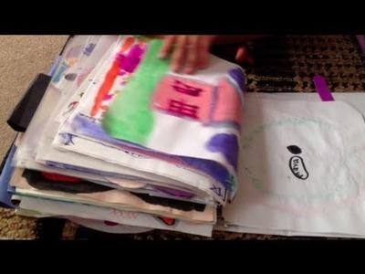 DIY: Organize Your Art ♡ Theeasydiy #Organization