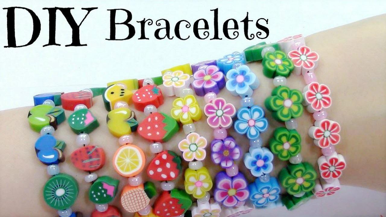 Back to School: DIY Easy Friendship Bracelets
