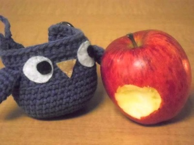 BOOK PREVIEW: Amigurumi on the Go -- Cute Apple Cozies
