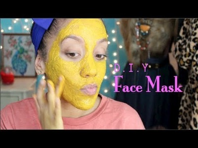 DIY MASK: How to Brighten Skin & Reduce Acne