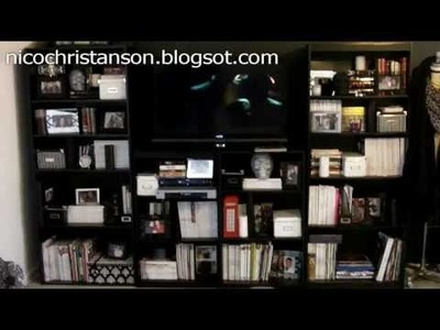 Home Decor Series :: Bookshelves.Entertainment Center