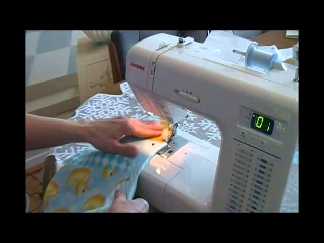How to make a Boppy Pillow For a Reborn Doll