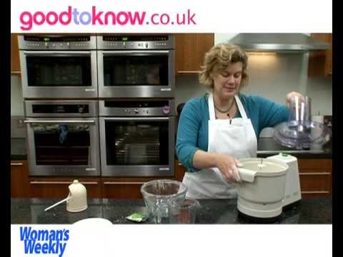 How to make cottage loaf - part one