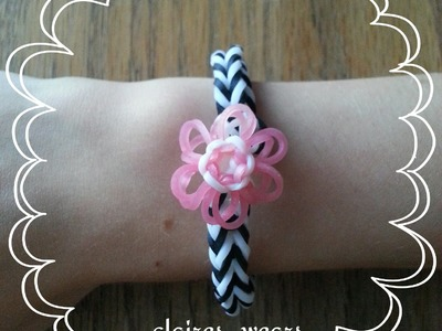 Monster Tail- Dipsy Daisy Charm. How to Seamlessly Add a Charm to a Fishtail! (Original Design)