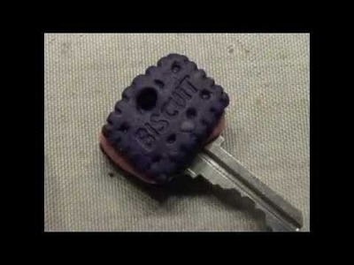 Polymer Clay Key Caps Tutorial