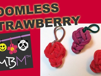 Rainbow Loom Fruit Off the Loom - Strawberry Charm