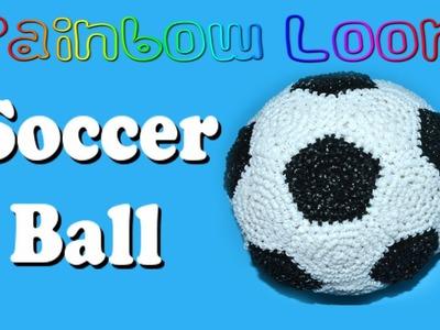 Rainbow Loom Soccer Ball - Part 1 of 2
