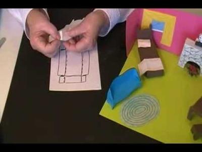 Design  and Make  Paper Furniture
