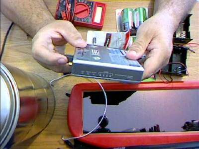 DIY SHTF WROL Grid Down Solar Wifi Hotspot Part 1 of 2