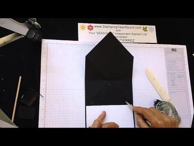 GRADUATION CAP -SPRING- CARD TUTORIAL