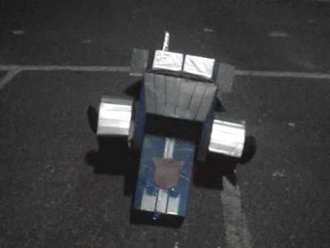 Halloween 2009 [ Optimus Prime Transformers costume ] Genesiz Buduan
