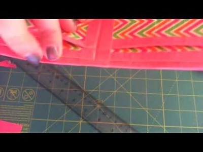 How to make a simple bi-fold wallet out of duct tape