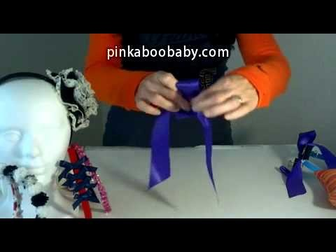 How to Make Cute Headbands Using Bows, Lace, and More