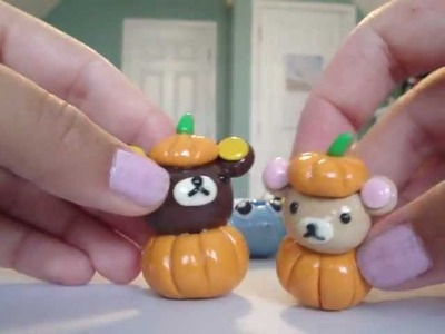 NEW Polymer Clay Charm Update! (Disney characters + Halloween)