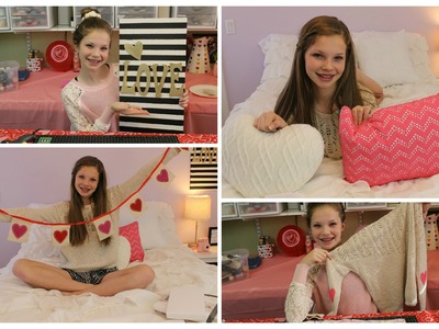 Pinterest Inspired Valentines Day Room Decor and more!